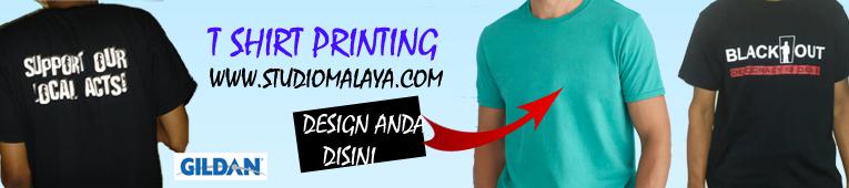 Tshirt printing