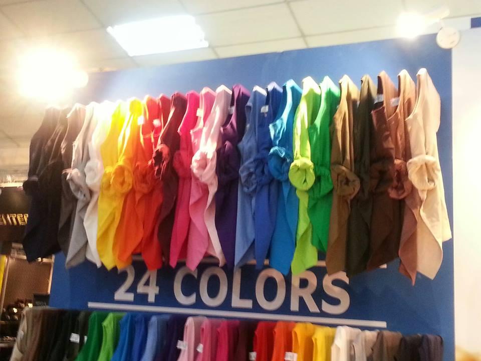 warna tshirt gildan